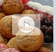Video - How to make healthy bran berry muffins